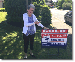 Patty Mack loves real estate and people